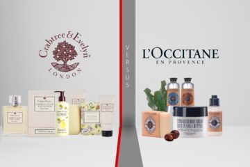 L'Occitane vs. Crabtree-Evelyn Reviews